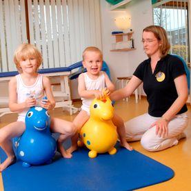 Physio Heinemann & Kendziorra Emden Kindertherapie